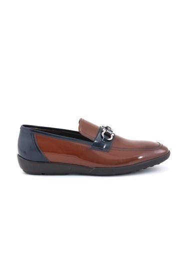 %100 Deri Loafer Ayakkabı-Mocassini